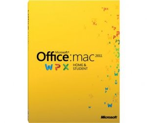 Office for Mac Home and Student 2011 Product Key