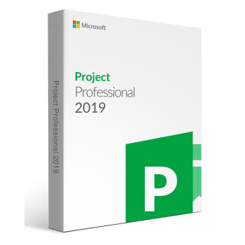 Microsoft Project 2019 Pro Product Key